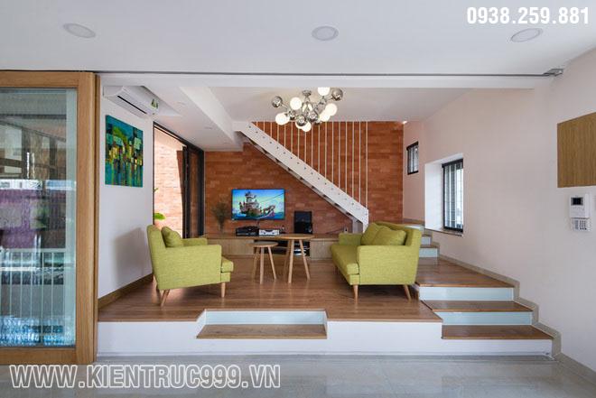 Thiết kế biệt thự 3 tầng đẹp hiện đại