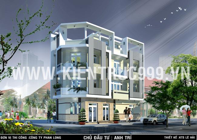 nhà phố 2 mặt tiền đẹp, thiết kế nhà phố đẹp, nhà phố 3 tầng đẹp, mặt tiền nhà phố đẹp