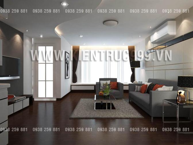 thiet ke nha dep, thiết kế nội thất đẹp, nội thất phòng khách đẹp, noi that phong khach dep