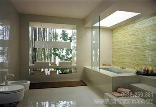 Mẫu phòng vệ sinh tuyệt đẹp ai cũng muốn sở hữu 10