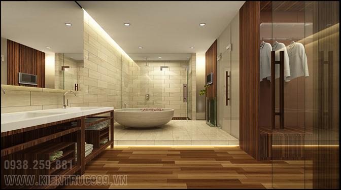 Mẫu phòng vệ sinh tuyệt đẹp ai cũng muốn sở hữu 1