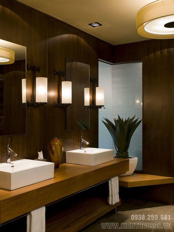 Mẫu phòng vệ sinh tuyệt đẹp ai cũng muốn sở hữu 8