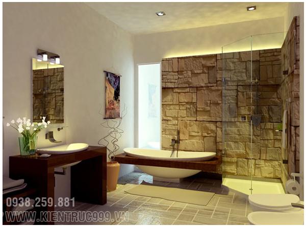 Mẫu phòng vệ sinh tuyệt đẹp ai cũng muốn sở hữu 7