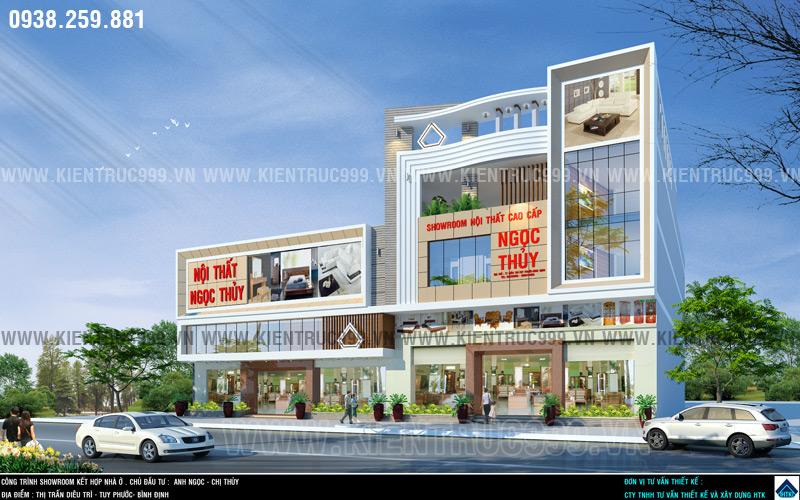 Thiết kế thi công nhà phố, biệt thự, nhà văn phòng tphcm - 27