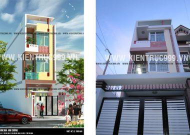 Nhà anh Cường - Tân Sơn Nhì- Quận Tân Phú - Tp.HCM