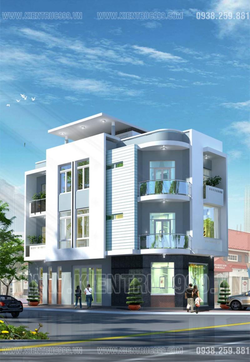 Thiết kế thi công nhà phố, biệt thự, nhà văn phòng tphcm - 41