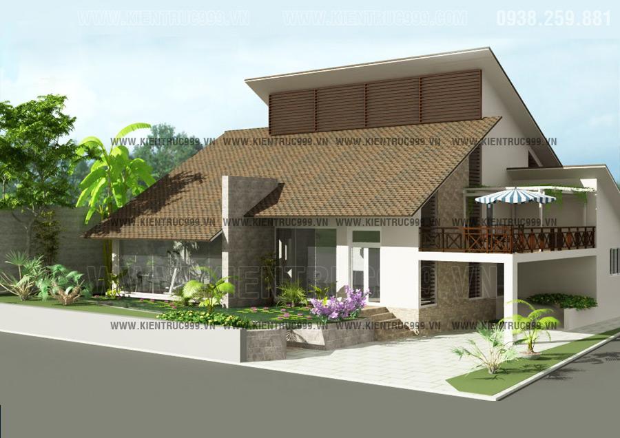 Thiết kế thi công nhà phố, biệt thự, nhà văn phòng tphcm - 42