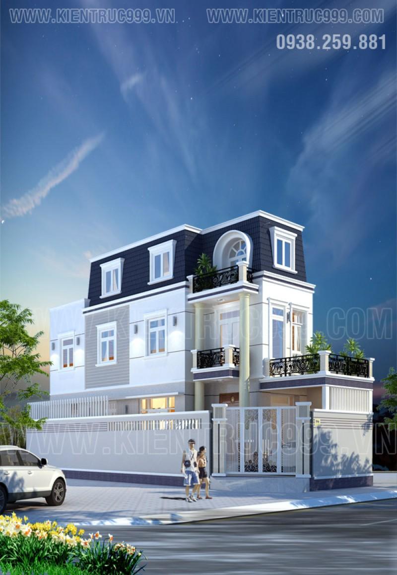 Thiết kế thi công nhà phố, biệt thự, nhà văn phòng tphcm - 11
