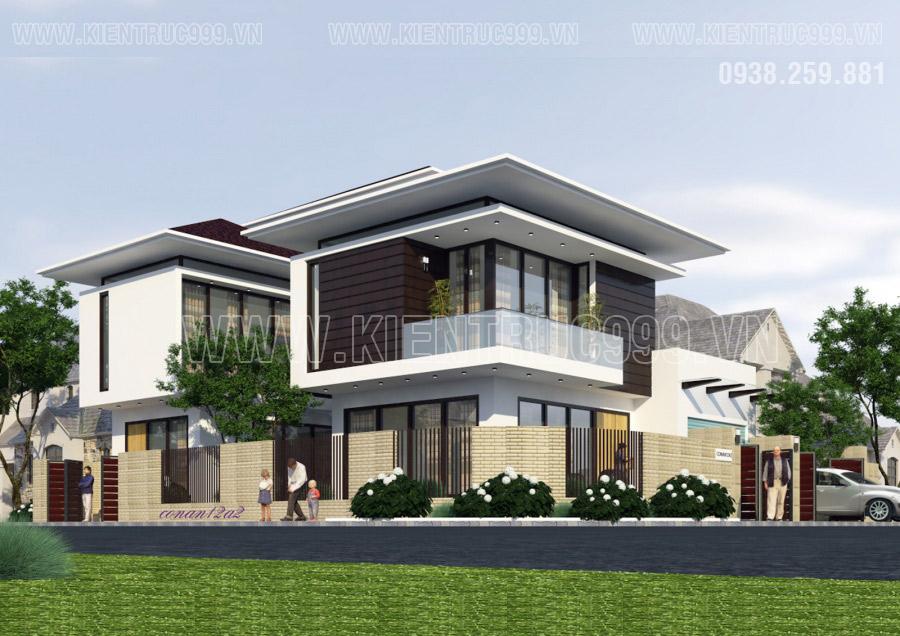 Thiết kế thi công nhà phố, biệt thự, nhà văn phòng tphcm - 39