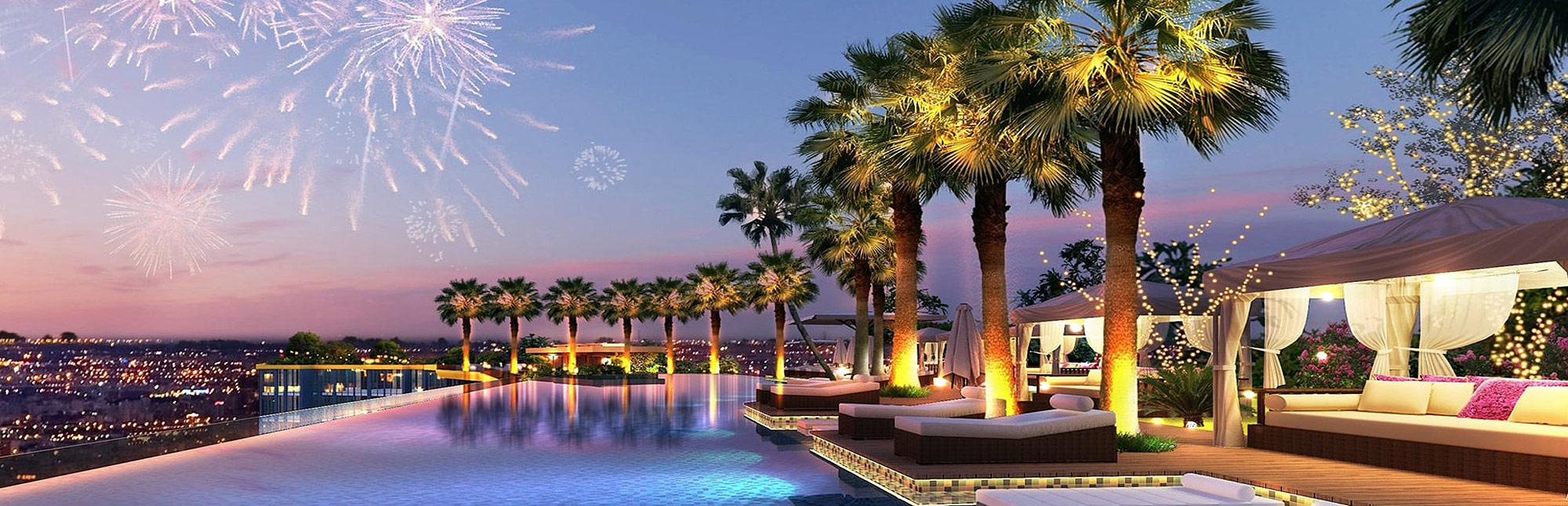 Thiết kế khách sạn đẹp HTK