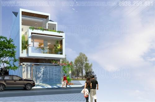 Mẫu thiết kế căn hộ đẹp 1