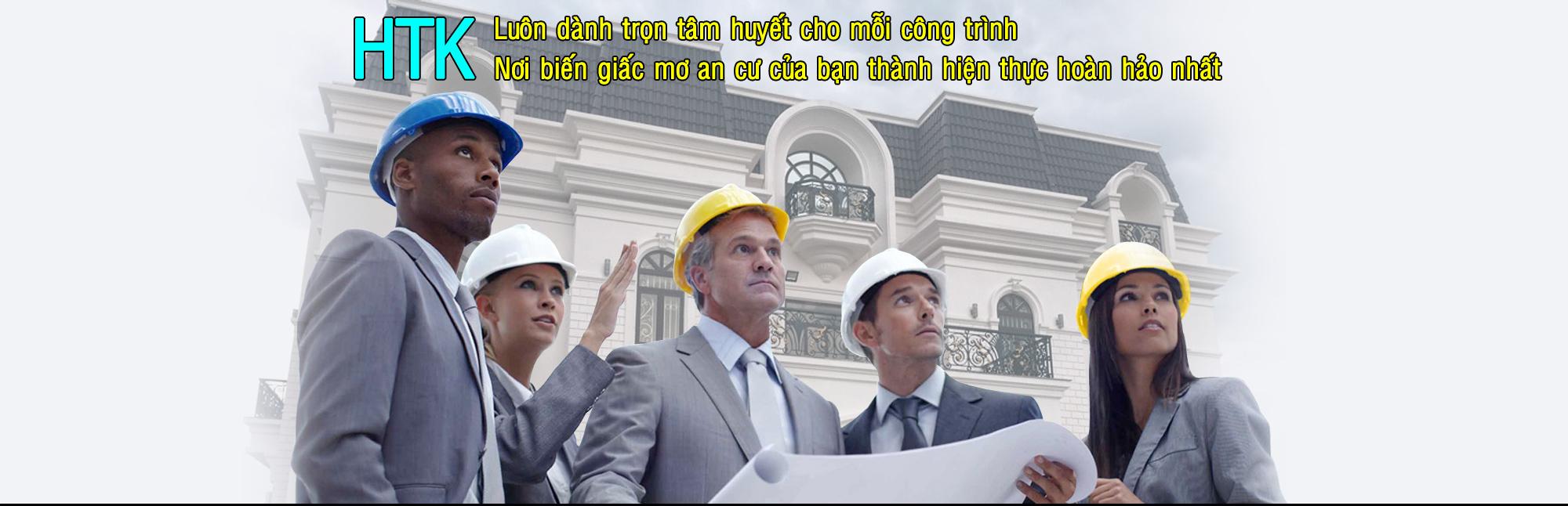 Thi công nhà đẹp HTK baner 2