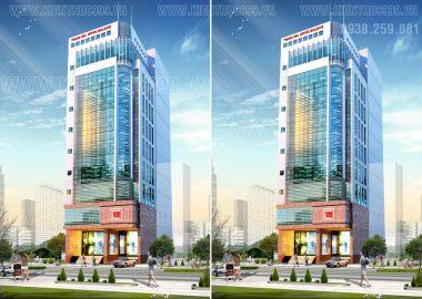 Thiết kế văn phòng Thanh Nga quận 3 TPHCM