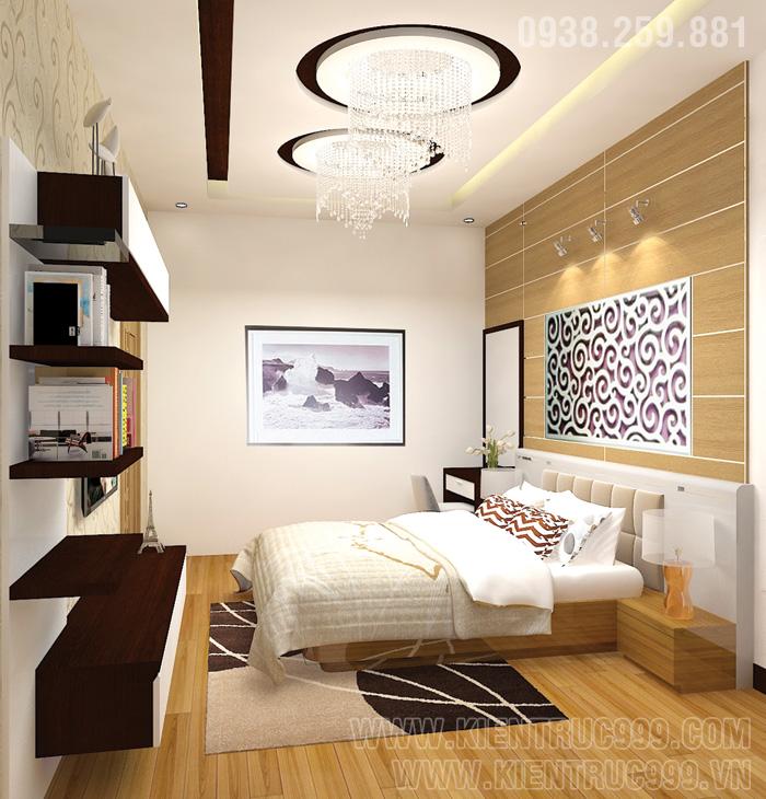 Biệt thự 1 tầng đẹp- nội thất phòng ngủ đẹp 6