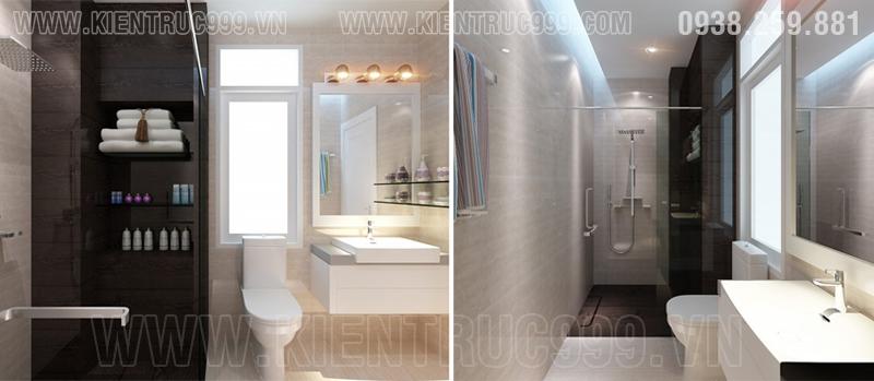 Thiết kế nội thất nhà đẹp Sài gòn 2018 phong cách cá tính 14
