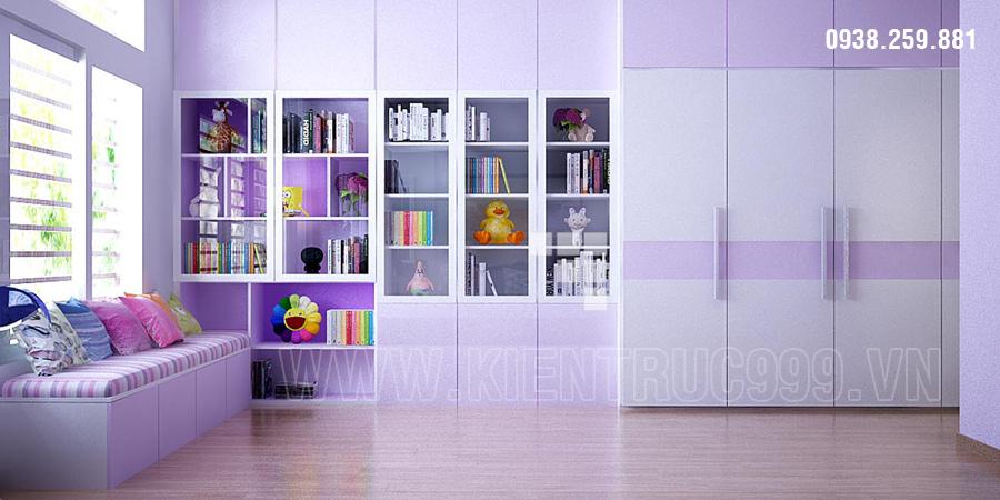 Thiết kế nội thất nhà đẹp Sài gòn 2018 phong cách cá tính 9