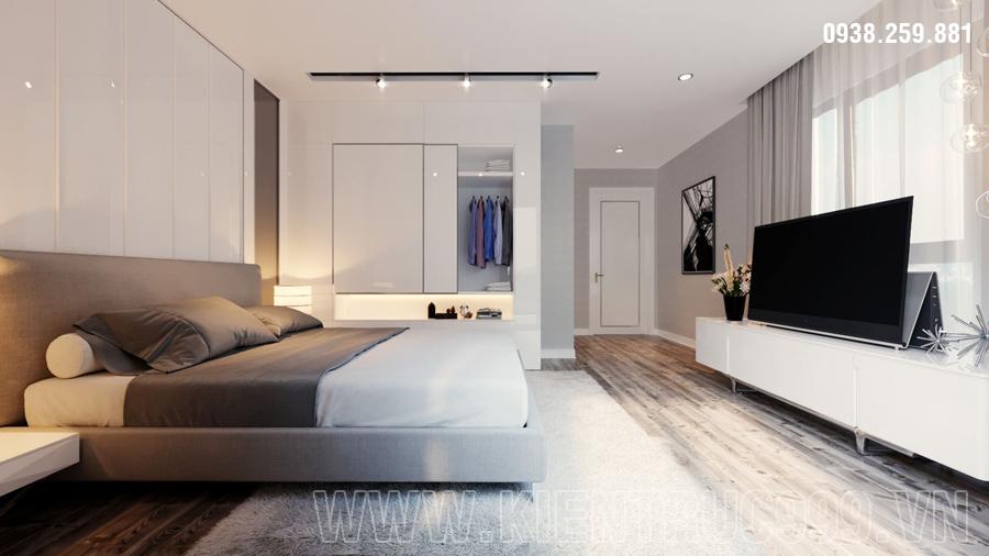 Thiết kế nội thất nhà đẹp Sài gòn 2018 phong cách cá tính 8