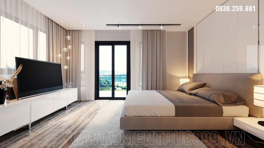 Thiết kế nội thất nhà đẹp Sài gòn 2018 phong cách cá tính 3