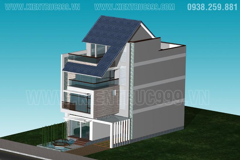 Thiết kế nhà đẹp 2018 ở Sài gòn đáng sở hữu.