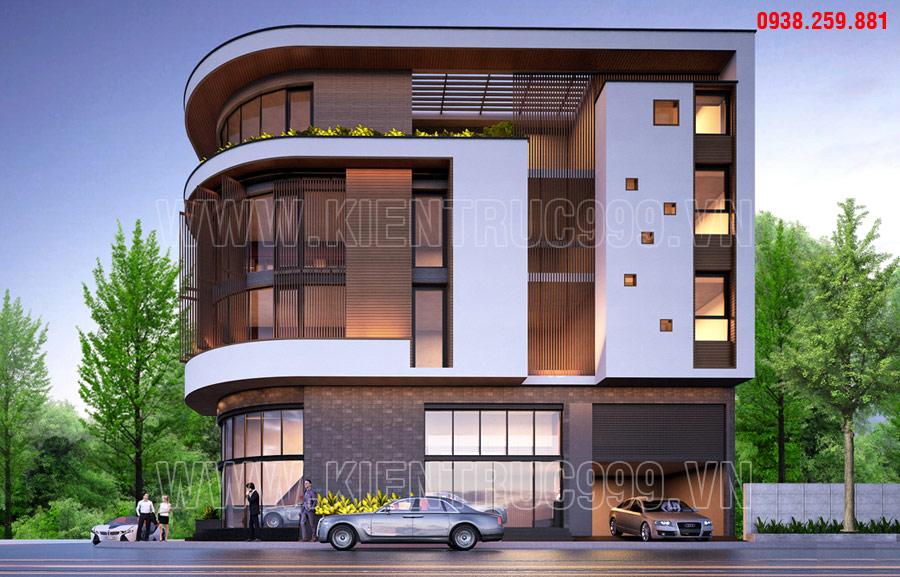 Ngôi nhà đẹp 2 mặt tiền thật sự là niềm mơ ước của các gia chủ mạng Mộc.