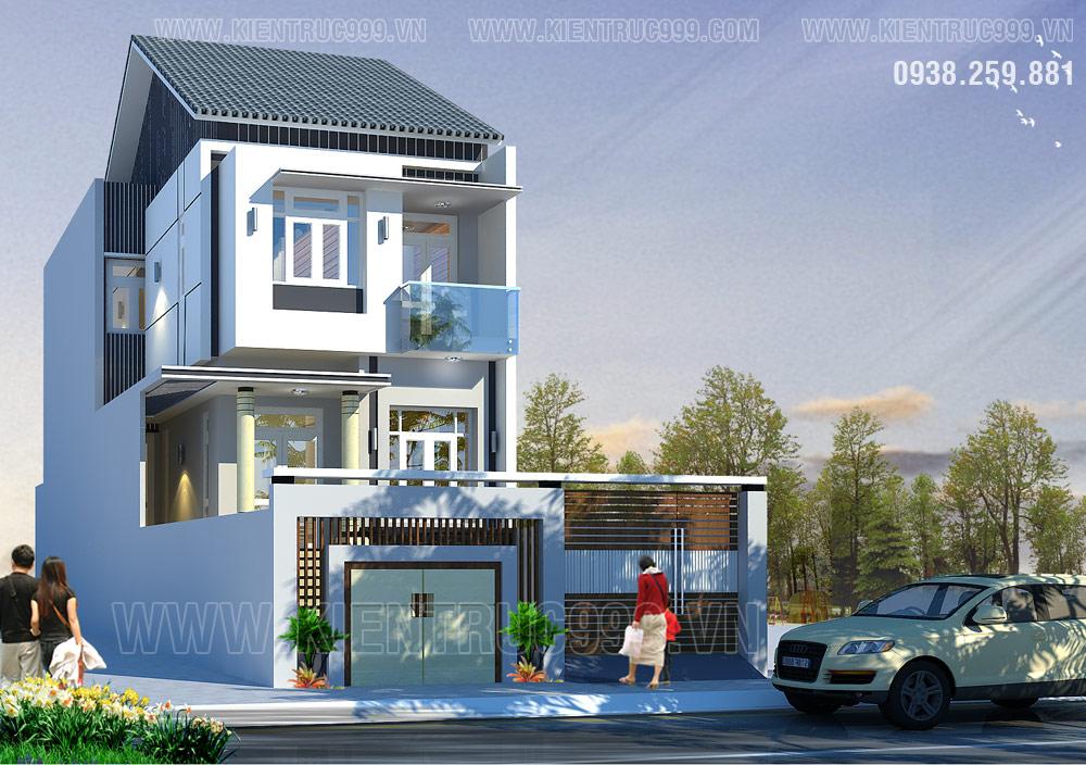 Thiết kế nhà đẹp tphcm ghi dấu ấn đậm nét cho kiến trúc nhà ở Buôn Mê.